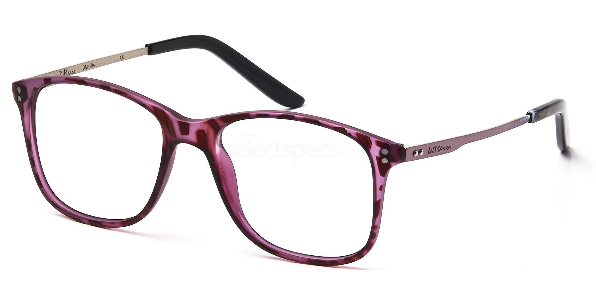 C2 DM104 Glasses, DiMarco