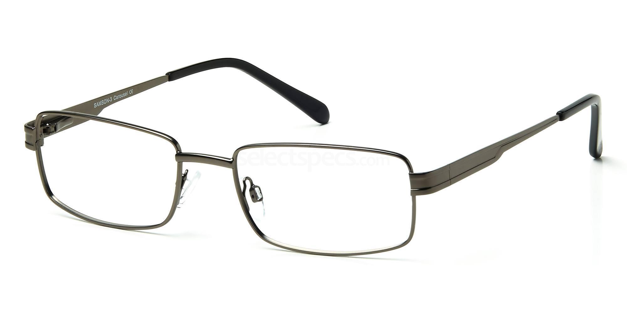 C1 SAMSON03 Glasses, Samson