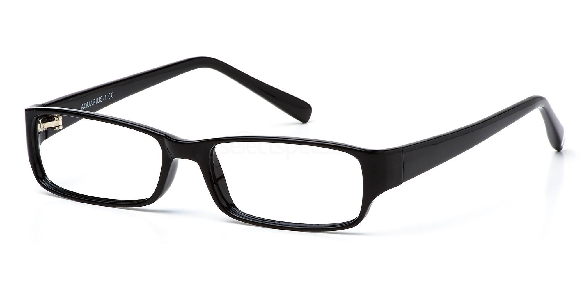 C1 AQ01 Glasses, Aquarius