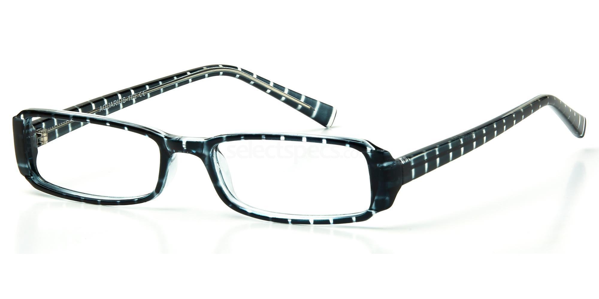 C1 AQ102 Glasses, Aquarius