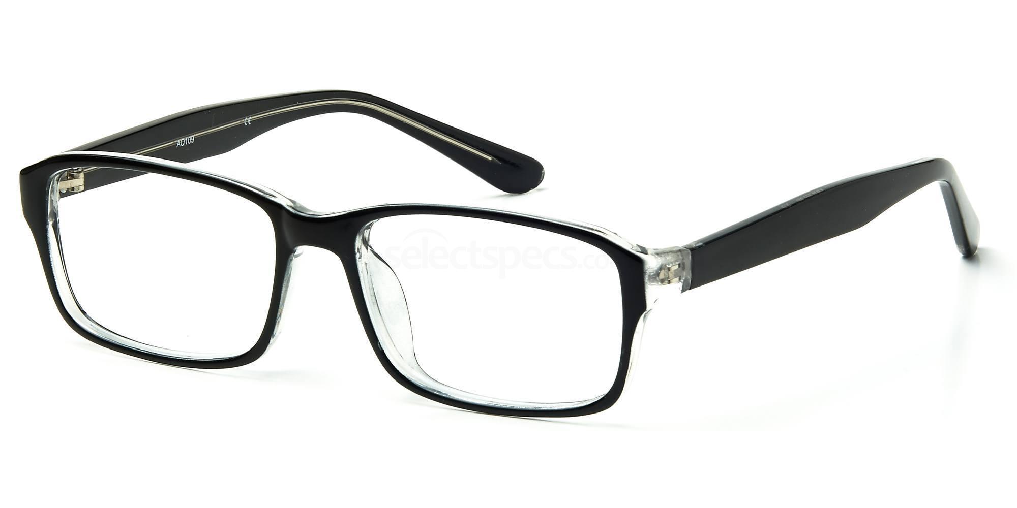 C1 AQ109 Glasses, Aquarius