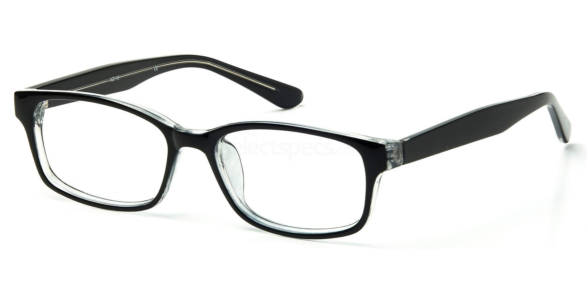 C1 AQ110 Glasses, Aquarius
