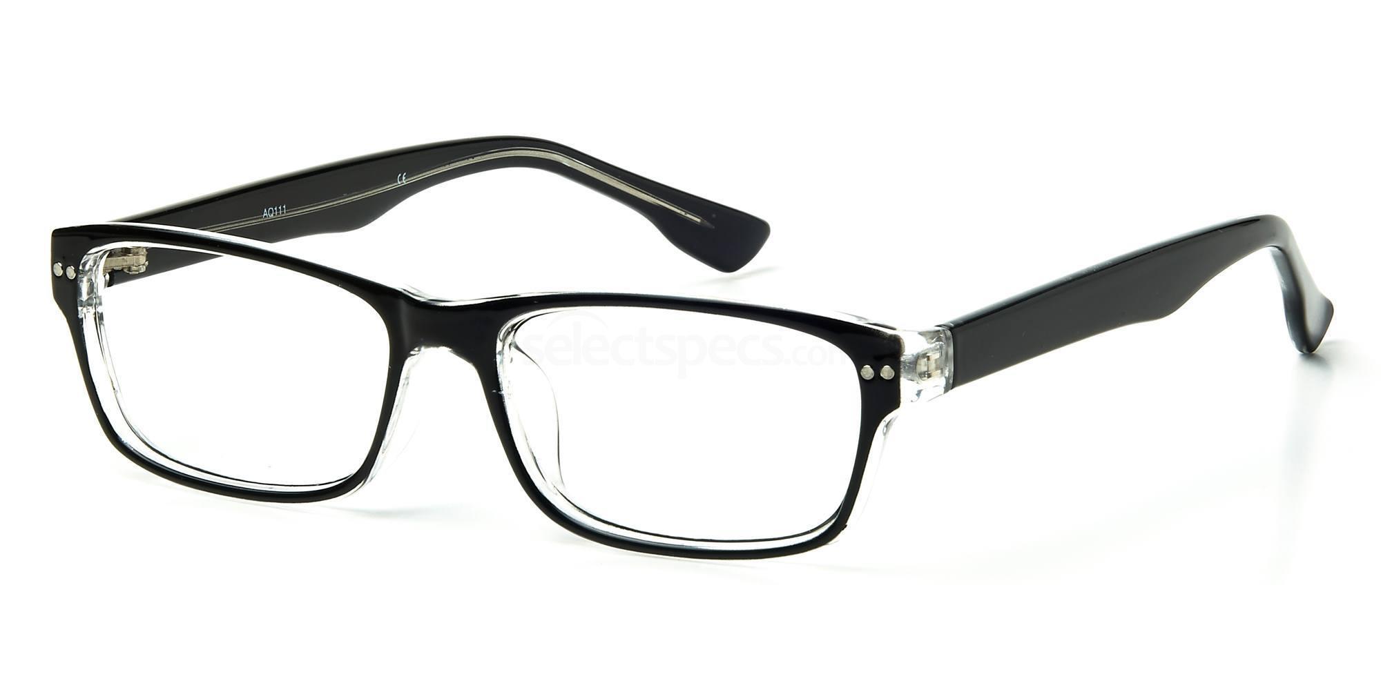 C1 AQ111 Glasses, Aquarius