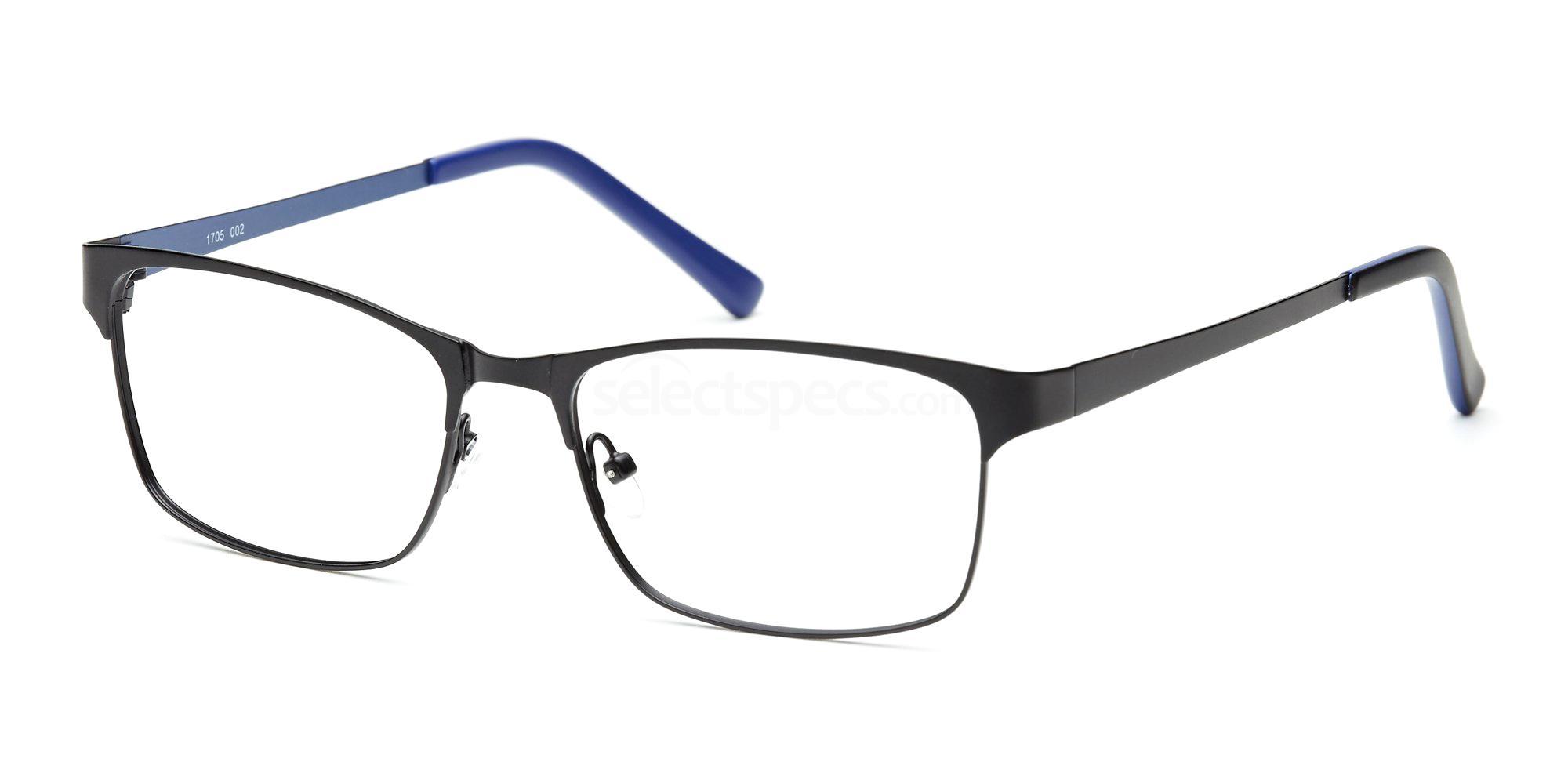 C1 FLX1705 Glasses, Flextra