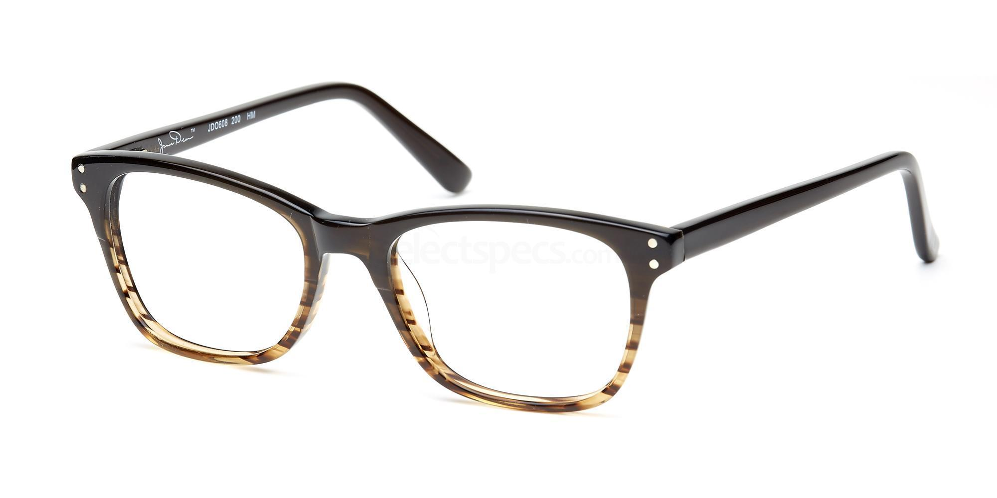 C1 JDO608 Glasses, James Dean