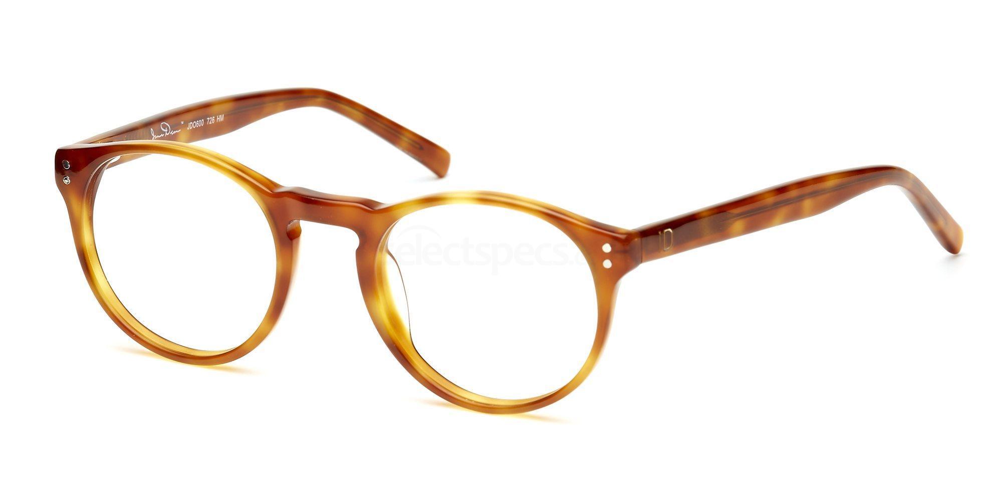 C3 JDO600 Glasses, James Dean