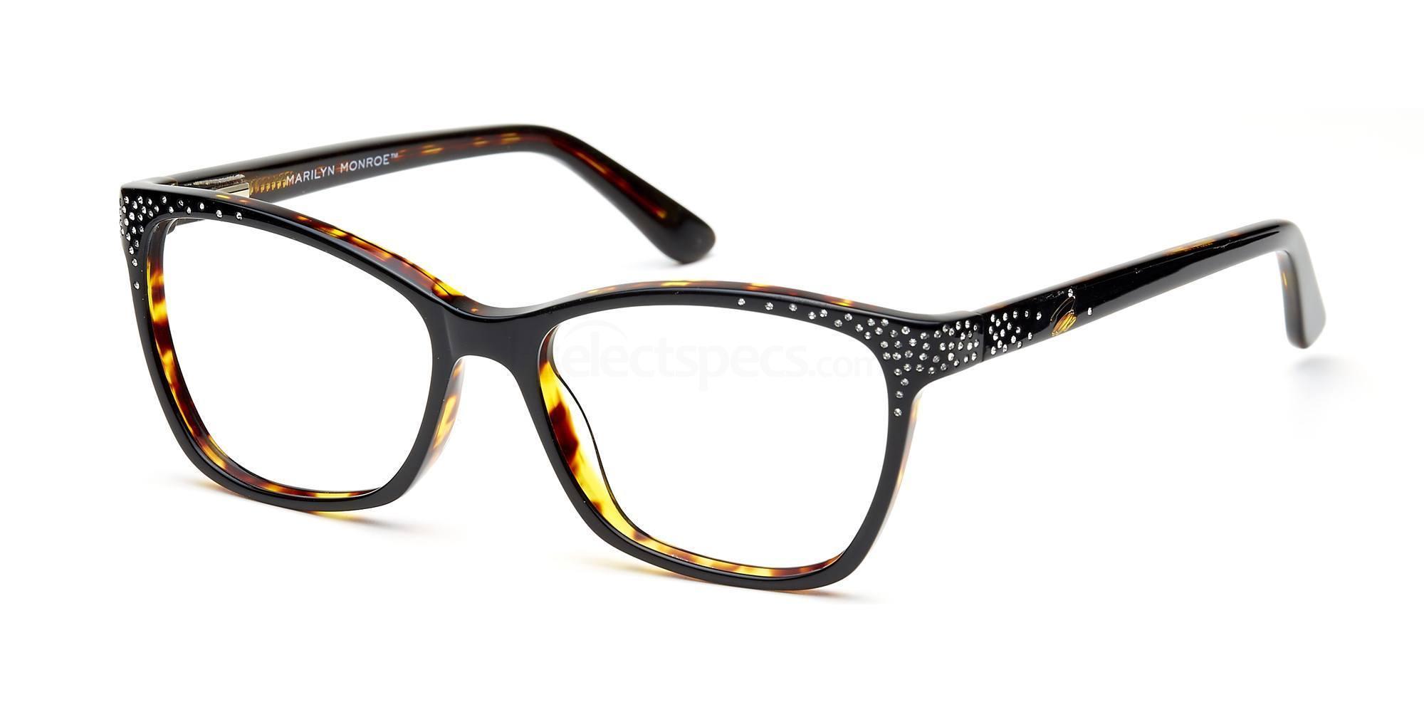 C1 MMO158 Glasses, Marilyn Monroe
