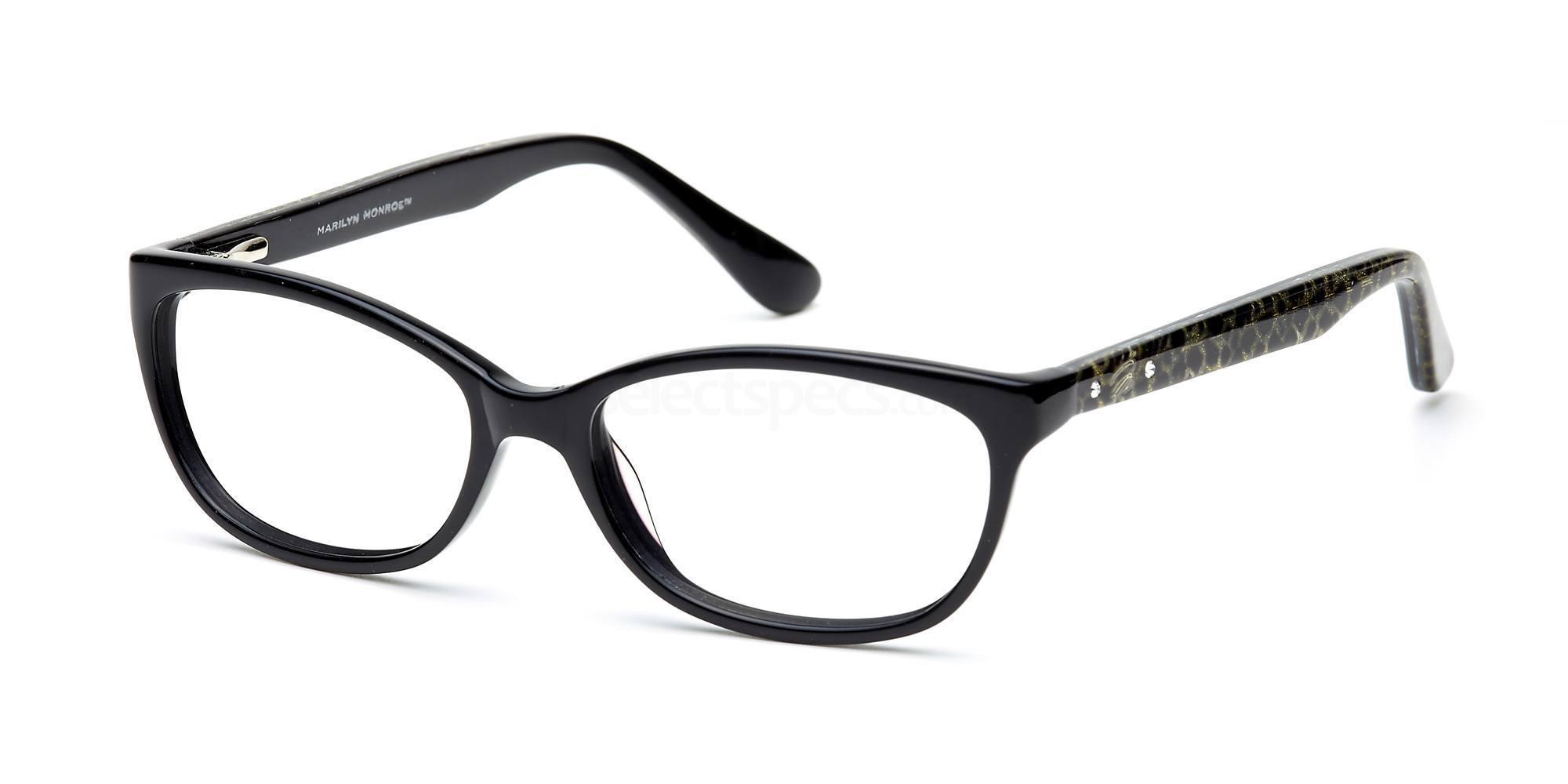 C1 MMO153 Glasses, Marilyn Monroe
