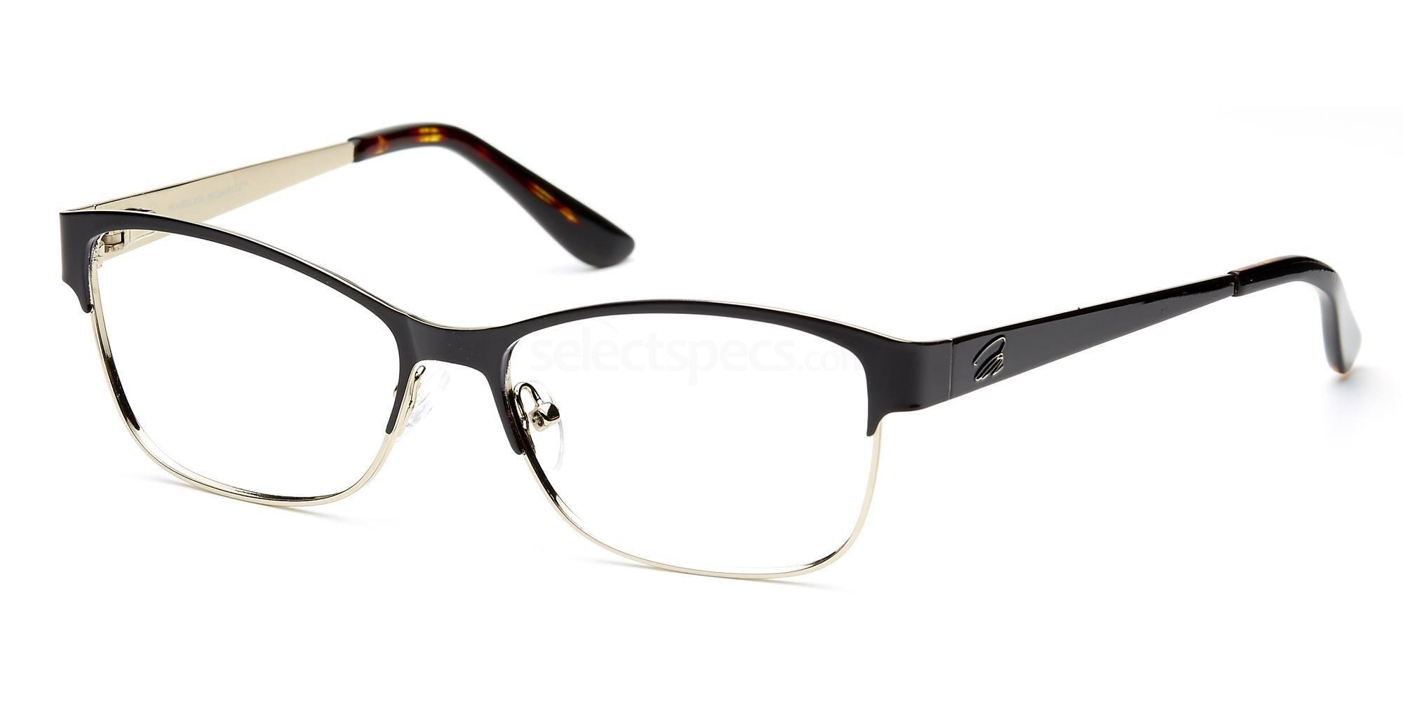 C1 MMO151 Glasses, Marilyn Monroe