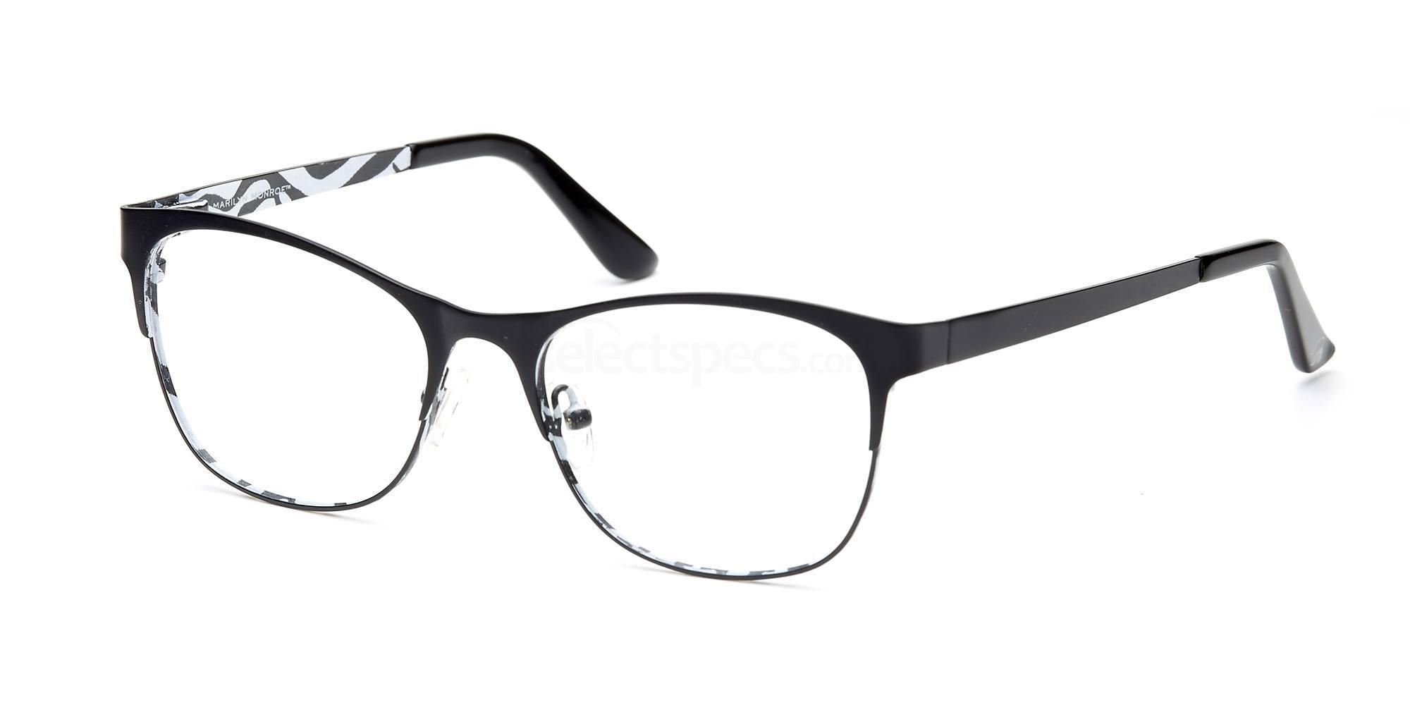 C1 MMO149 Glasses, Marilyn Monroe