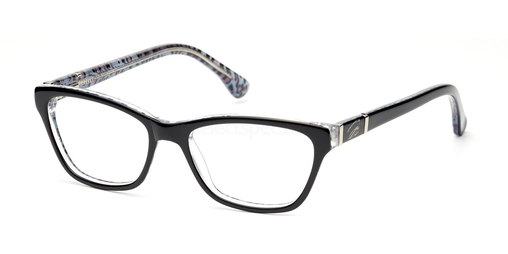 C1 MMO143 Glasses, Marilyn Monroe