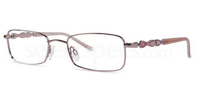 Pink 1242 Glasses, Jacques Lamont