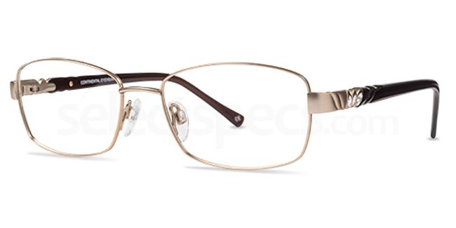 Gold 1246 Glasses, Jacques Lamont