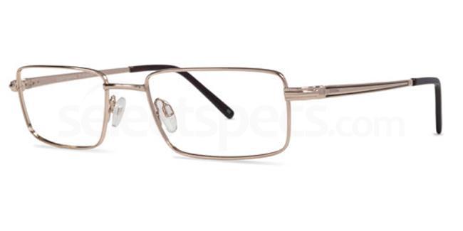 Gold 1264 Glasses, Jacques Lamont