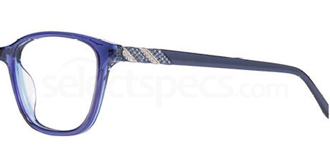 Blue 1288 Glasses, Jacques Lamont