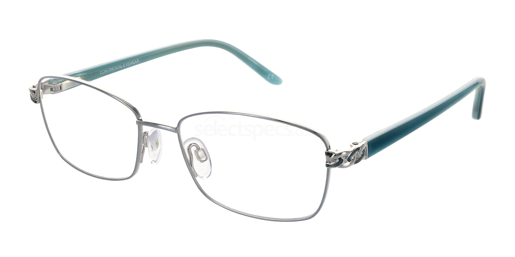 Blue 1292 Glasses, Jacques Lamont