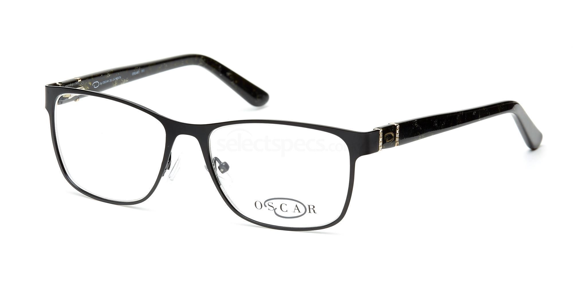 C1 OSL463 Glasses, Oscar De La Renta
