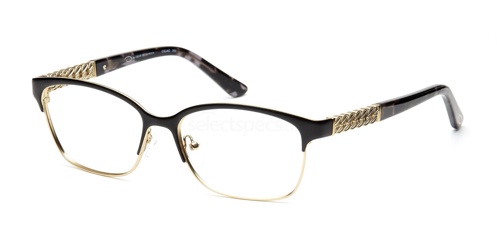 C1 OSL462 Glasses, Oscar De La Renta