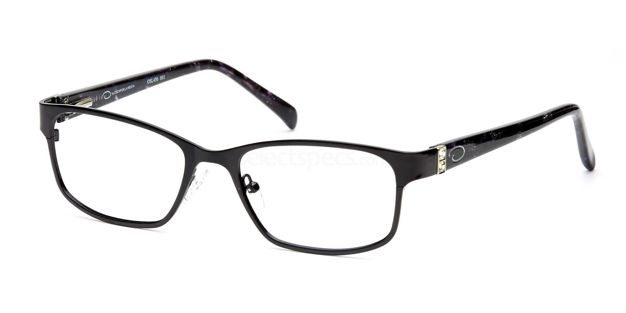 C1 OSL456 Glasses, Oscar De La Renta
