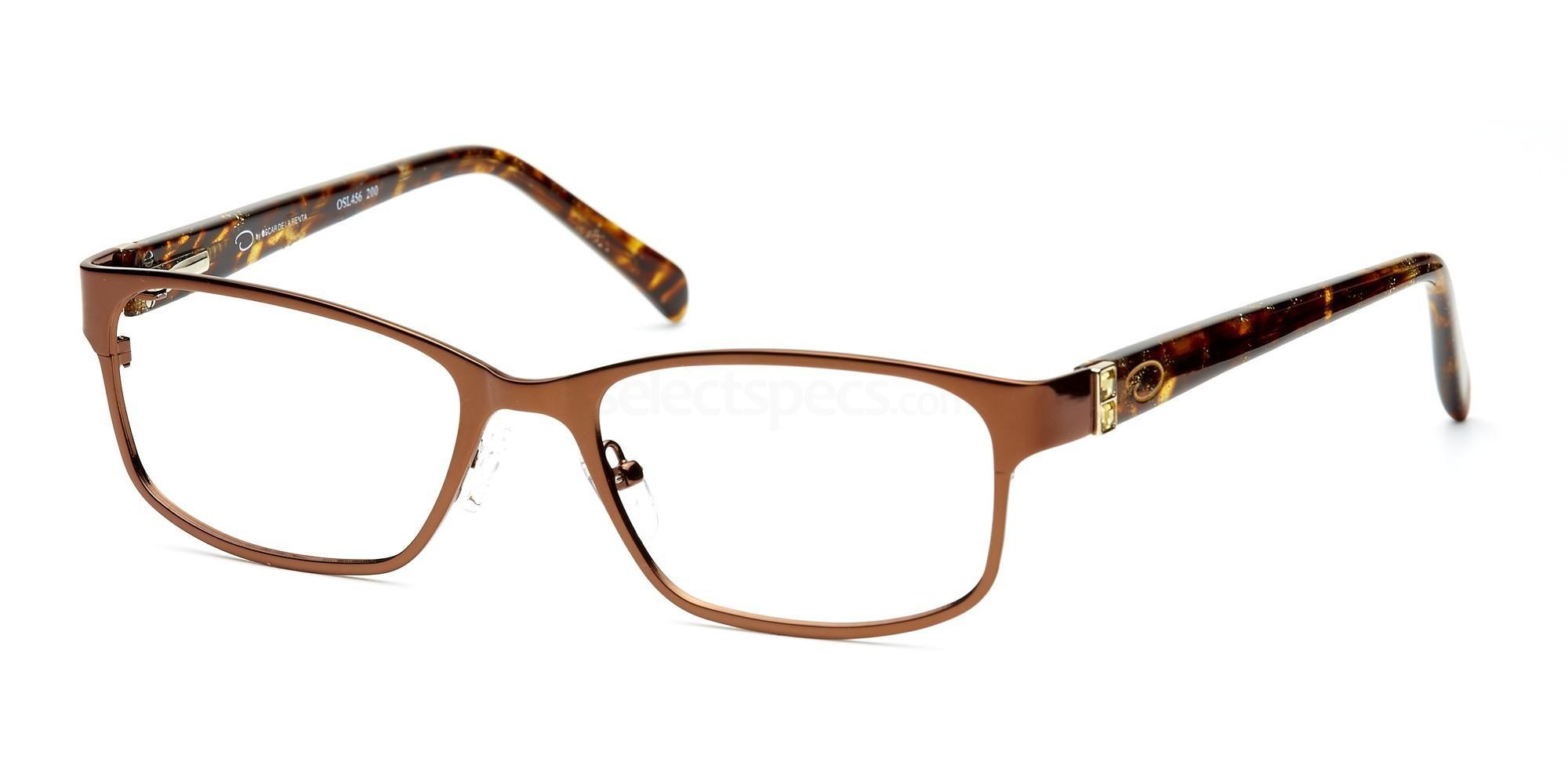 C2 OSL456 Glasses, Oscar De La Renta
