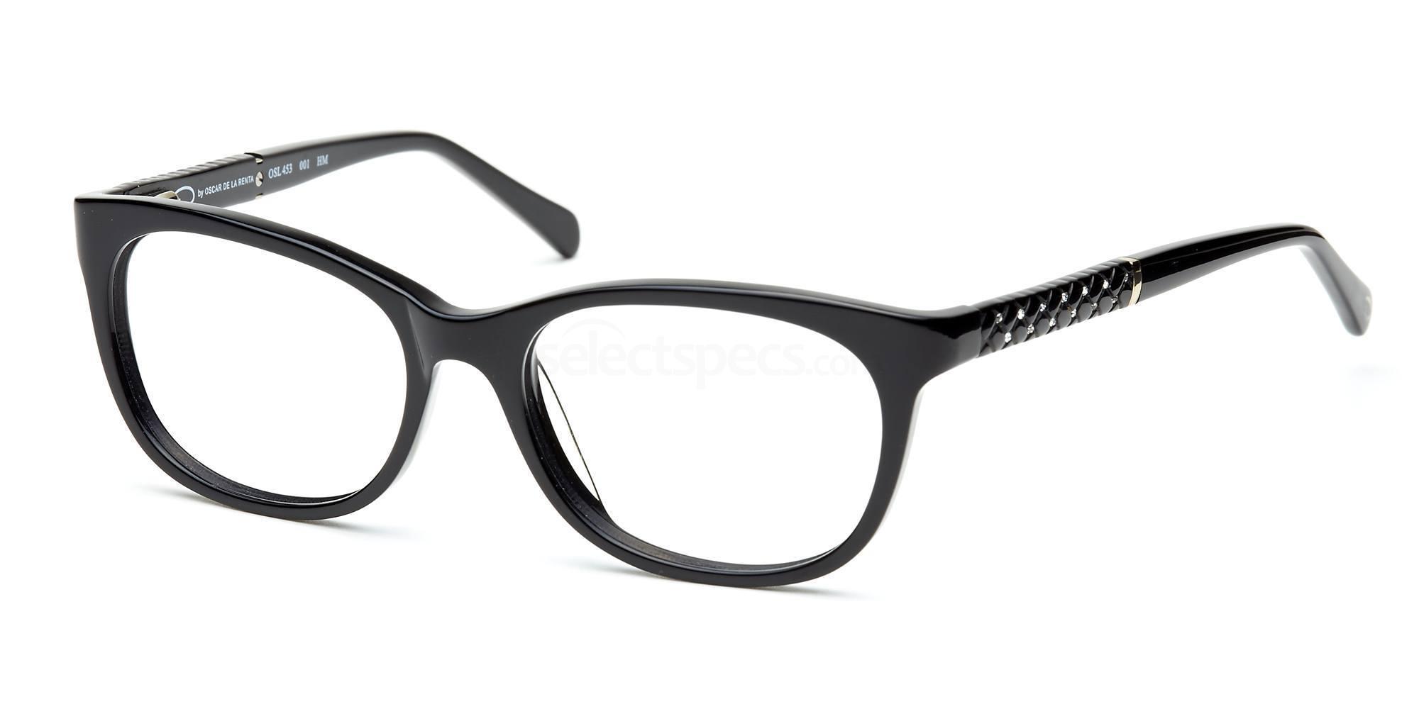 C1 OSL453 Glasses, Oscar De La Renta