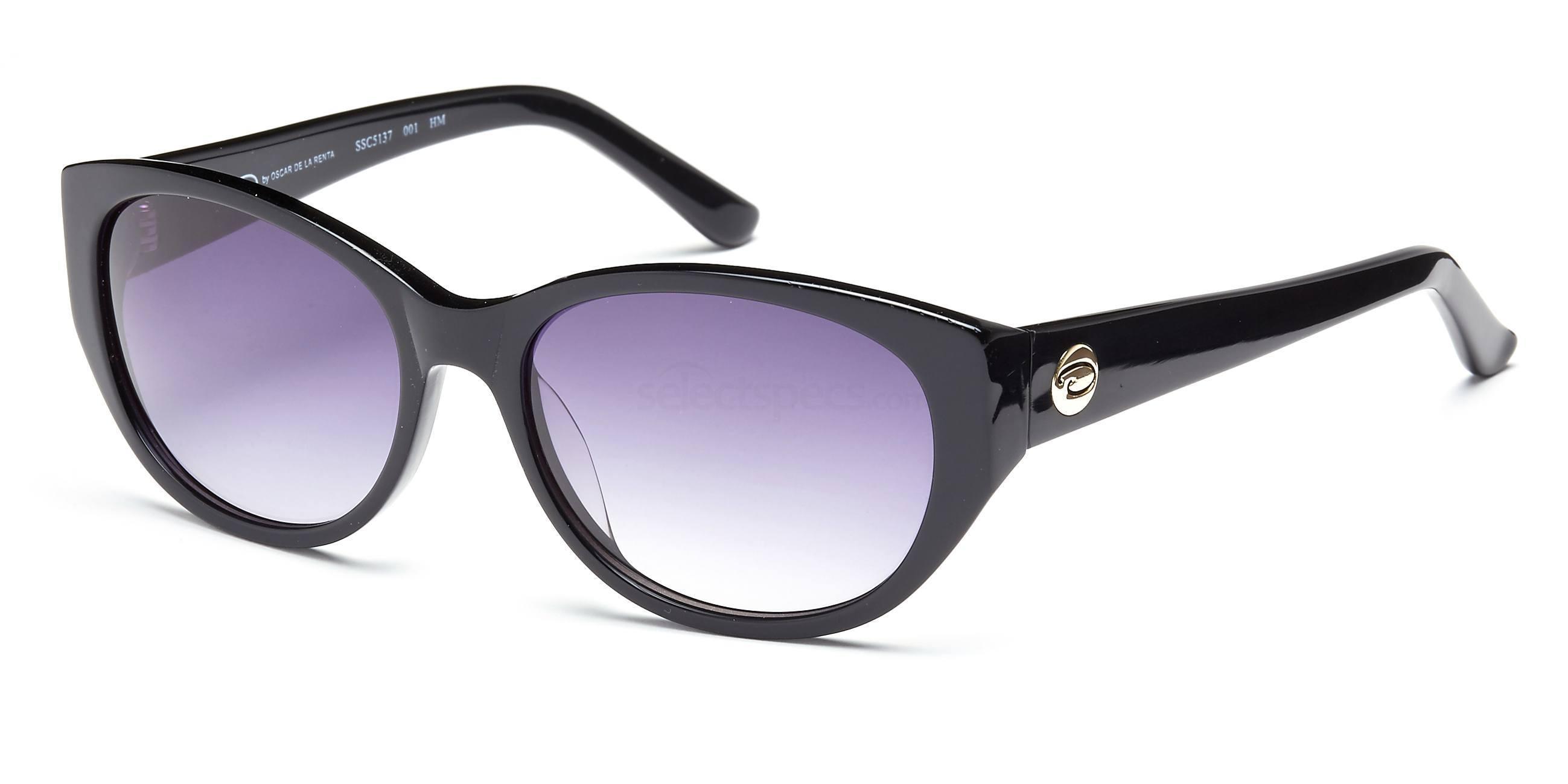 C1 SSC5137 Sunglasses, Oscar De La Renta
