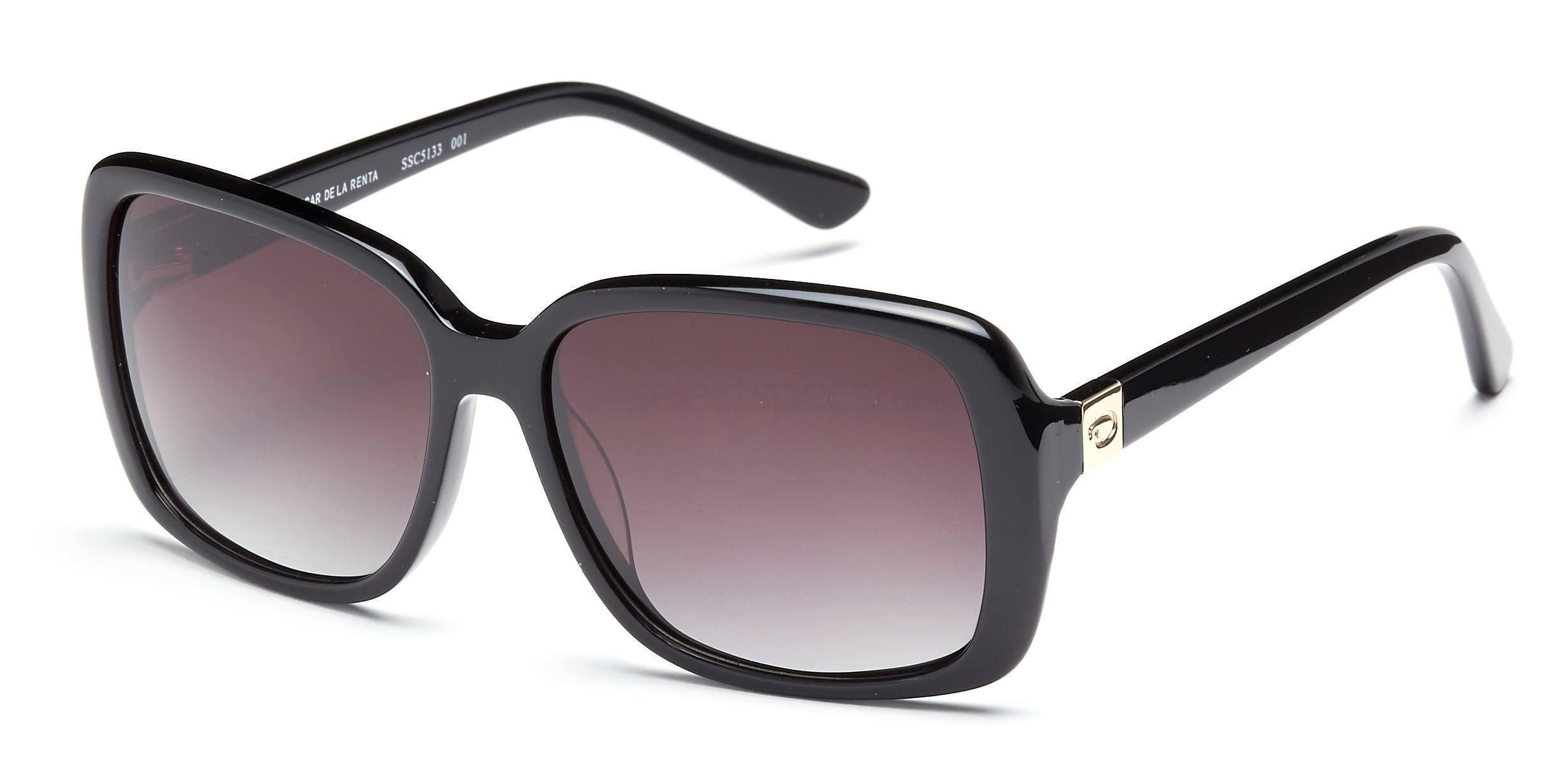 C1 SSC5133 Sunglasses, Oscar De La Renta