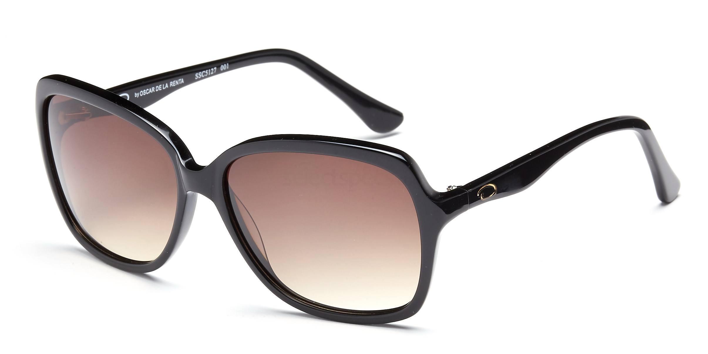 C1 SSC5127 Sunglasses, Oscar De La Renta
