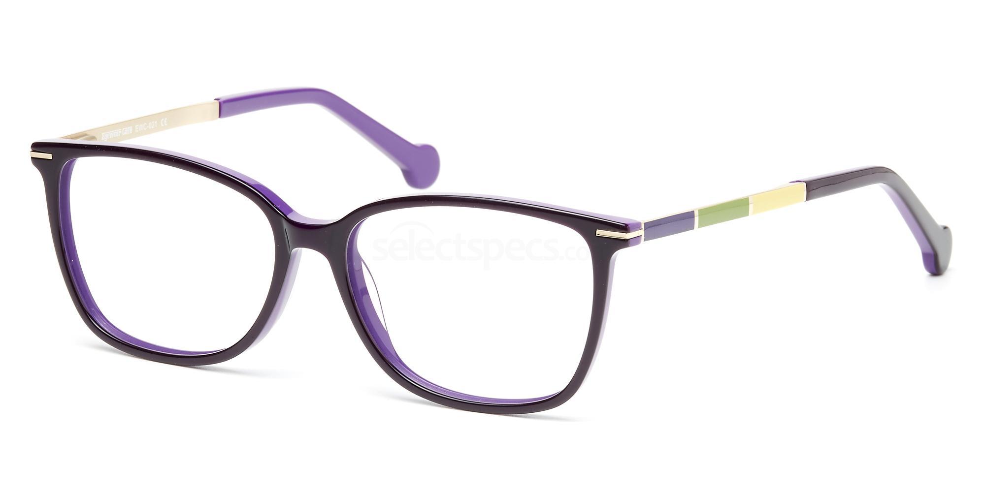 C1 EWC021 Glasses, Eyewear Café