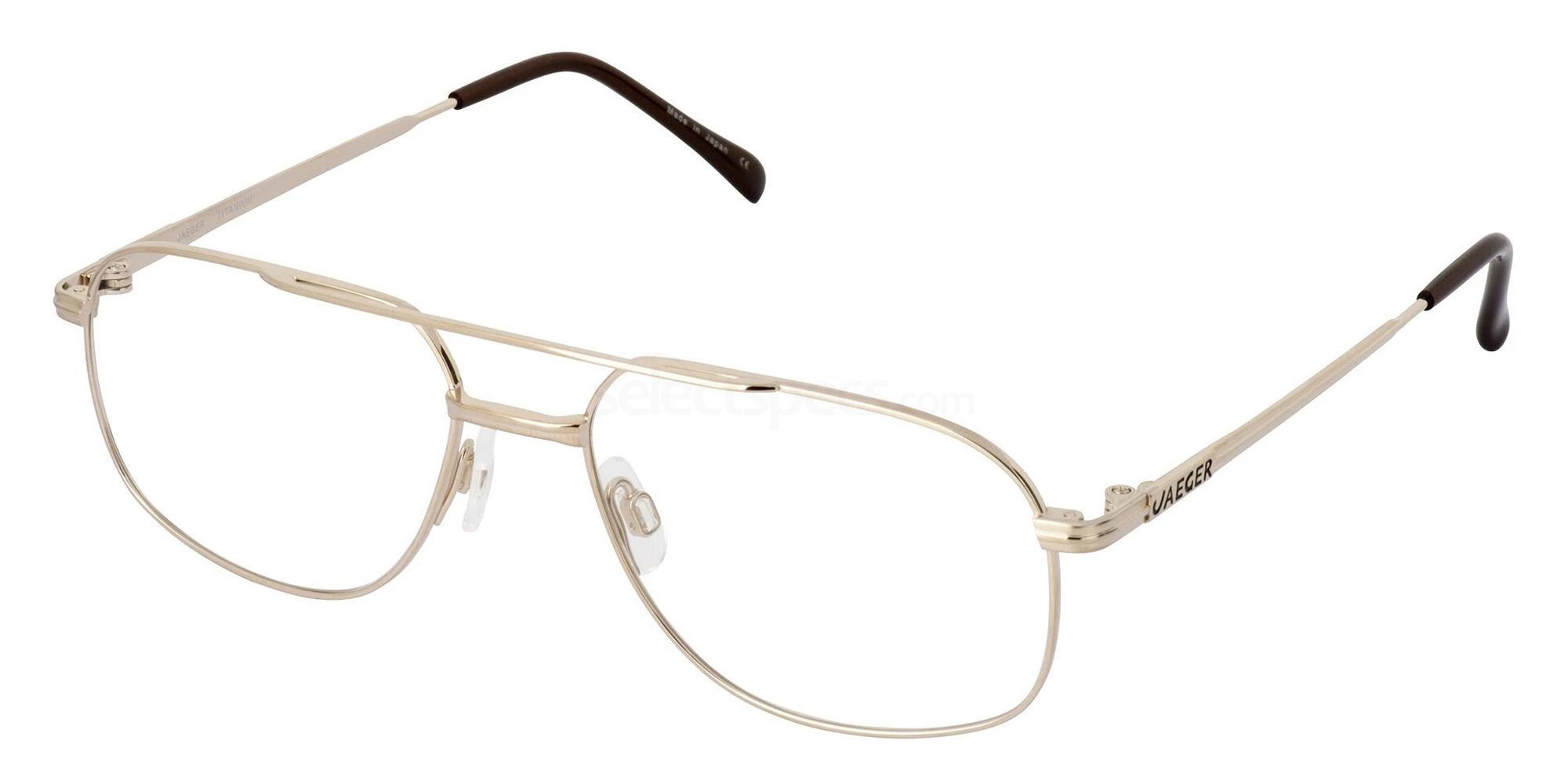 C.10 206 Glasses, Jaeger Pure Titanium