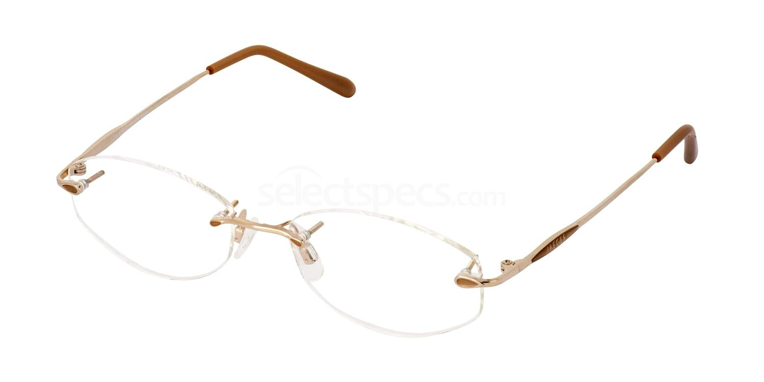 C.71 228 Glasses, Jaeger Pure Titanium