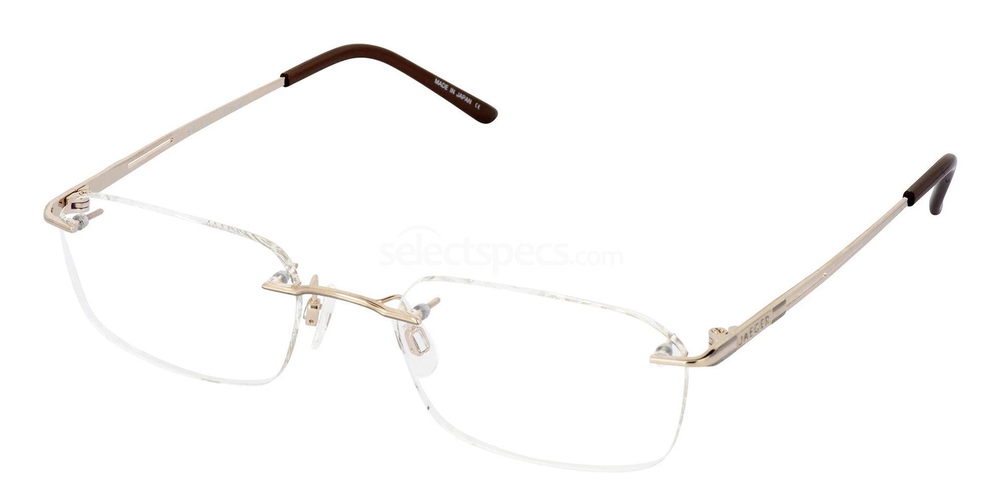 C.60 237 Glasses, Jaeger Pure Titanium