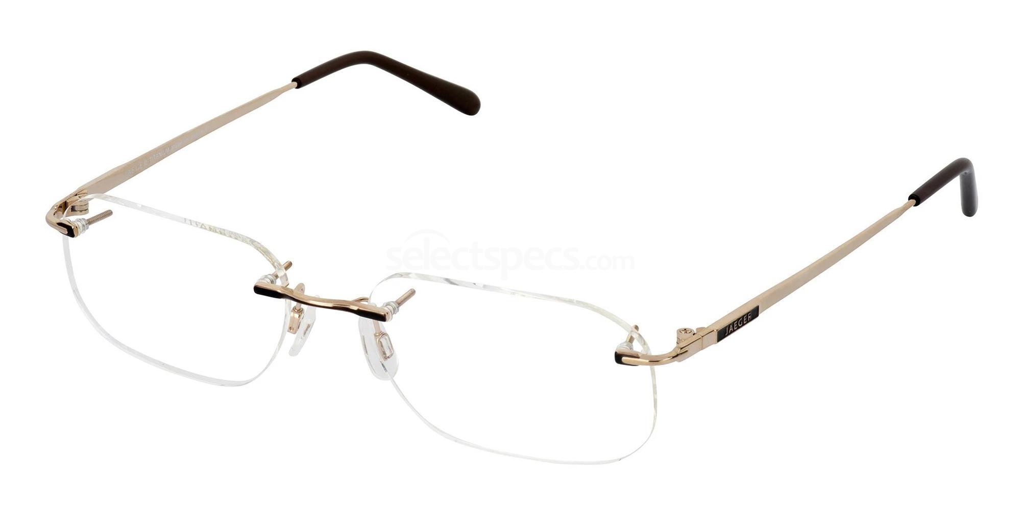C.10 245 Glasses, Jaeger Pure Titanium