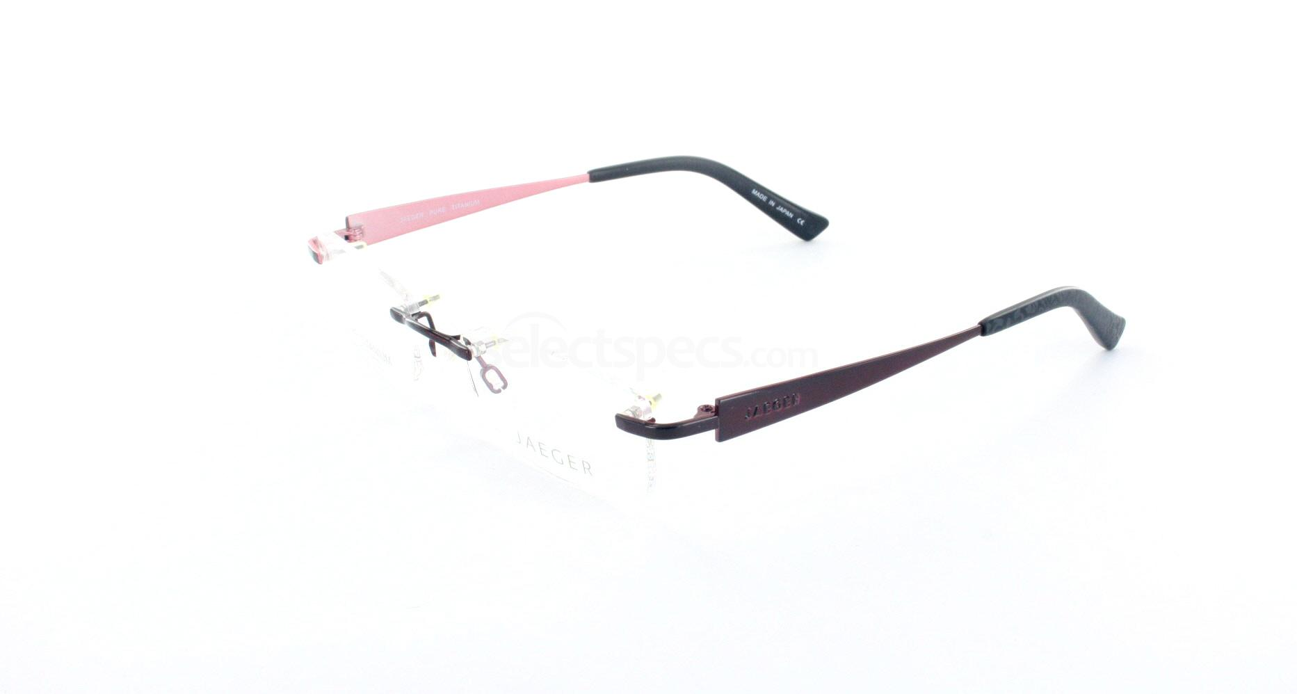 C.80 248 Glasses, Jaeger Pure Titanium