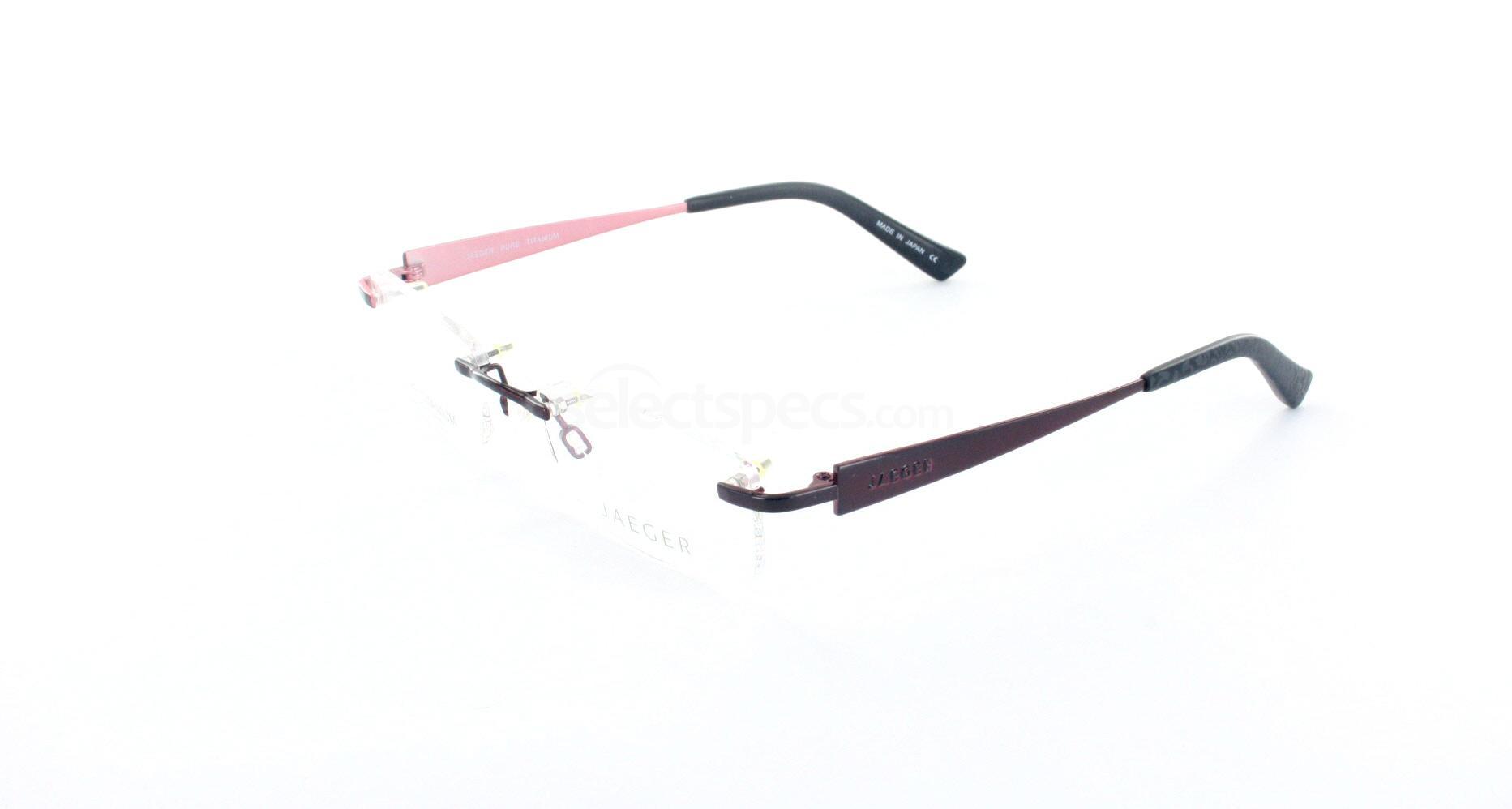 C.80 248 Glasses, Jaeger Pure Titanium