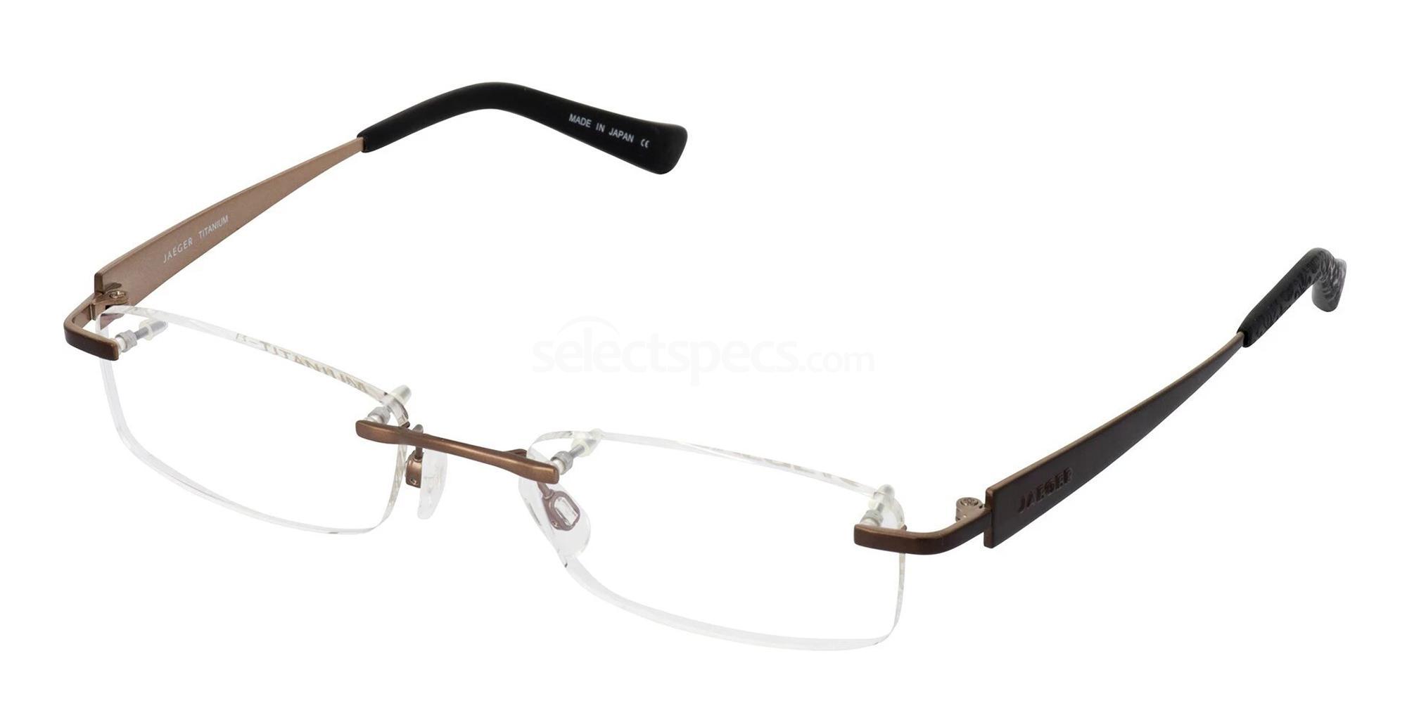 C.15 248 Glasses, Jaeger Pure Titanium