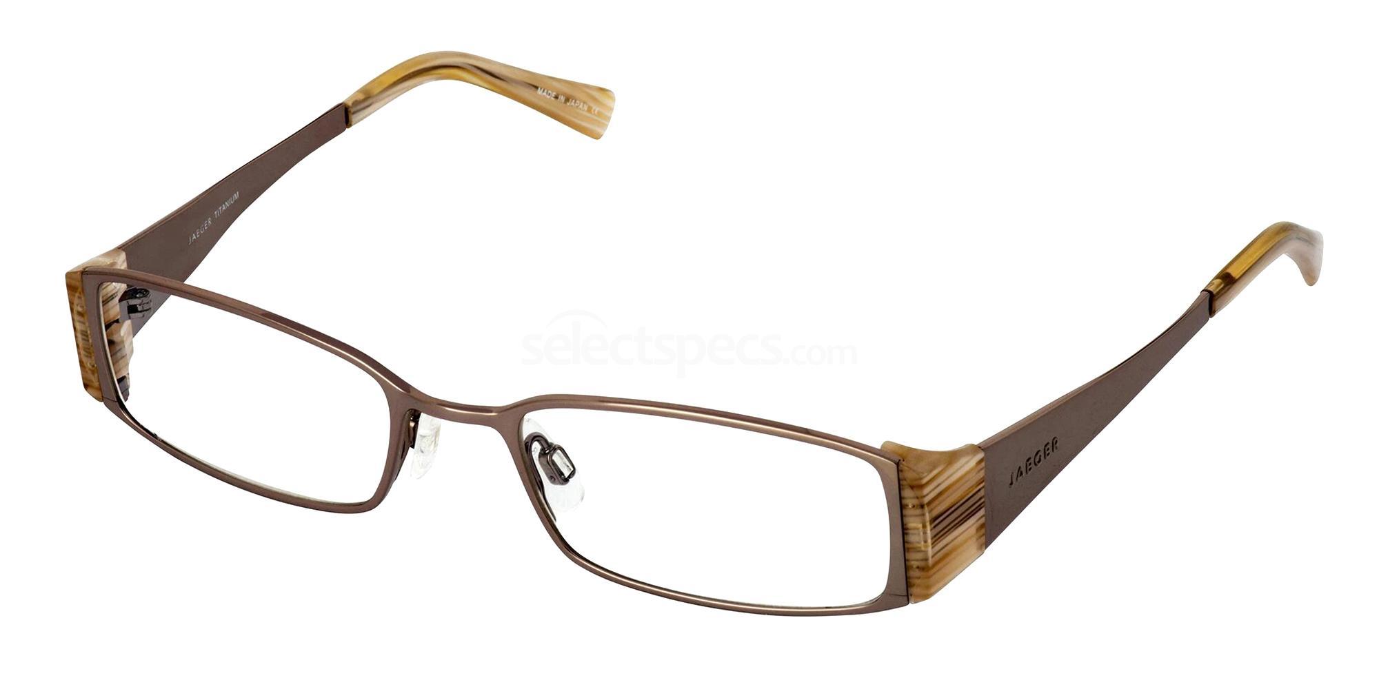 C.71 266 Glasses, Jaeger Pure Titanium