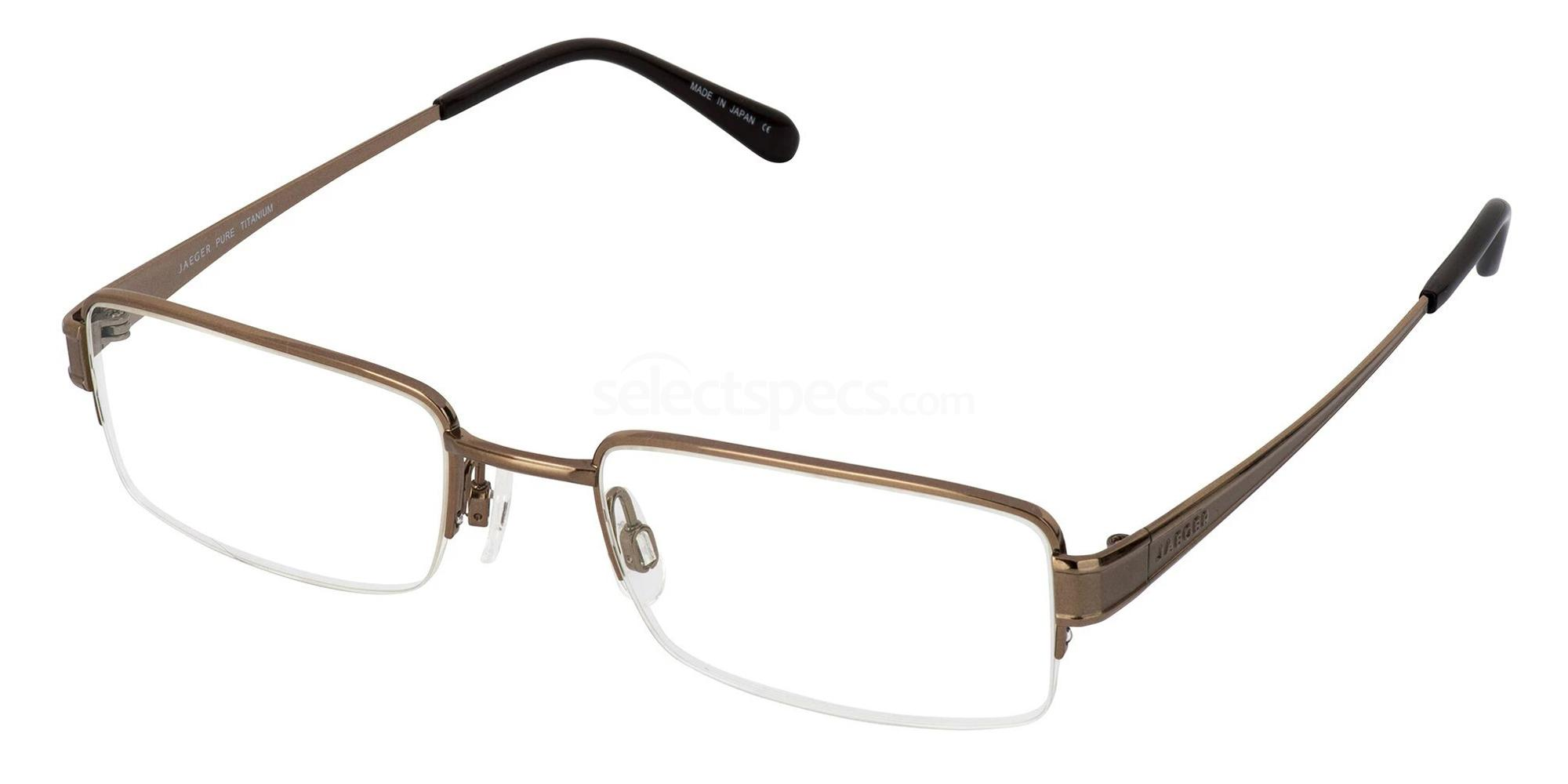 C.15 268 Glasses, Jaeger Pure Titanium