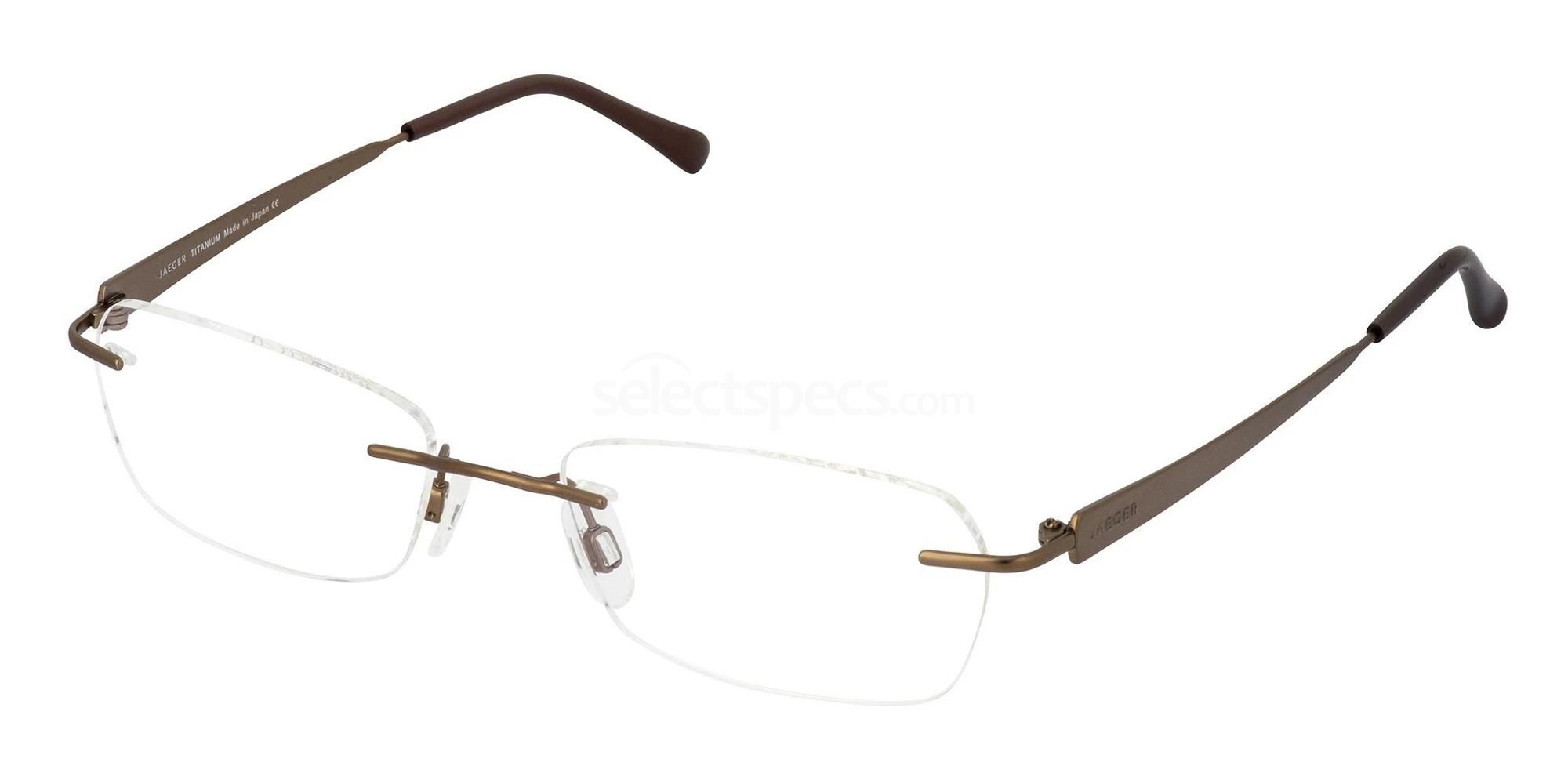 C.15 271 Glasses, Jaeger Pure Titanium