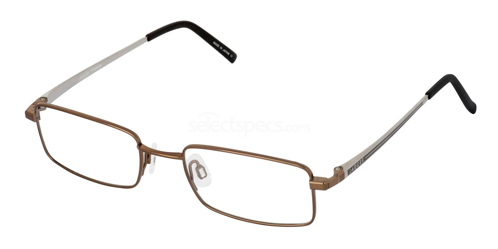 C.15 281 Glasses, Jaeger Pure Titanium