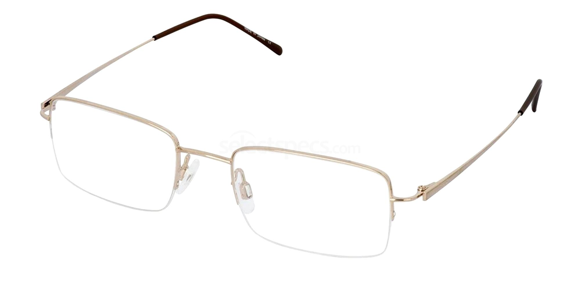 C.10 282 Glasses, Jaeger Pure Titanium