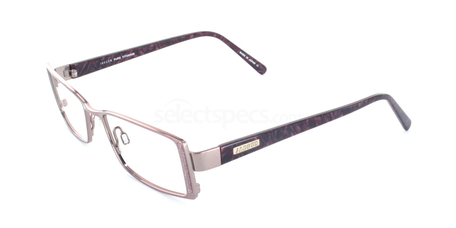 C.71 283 Glasses, Jaeger Pure Titanium