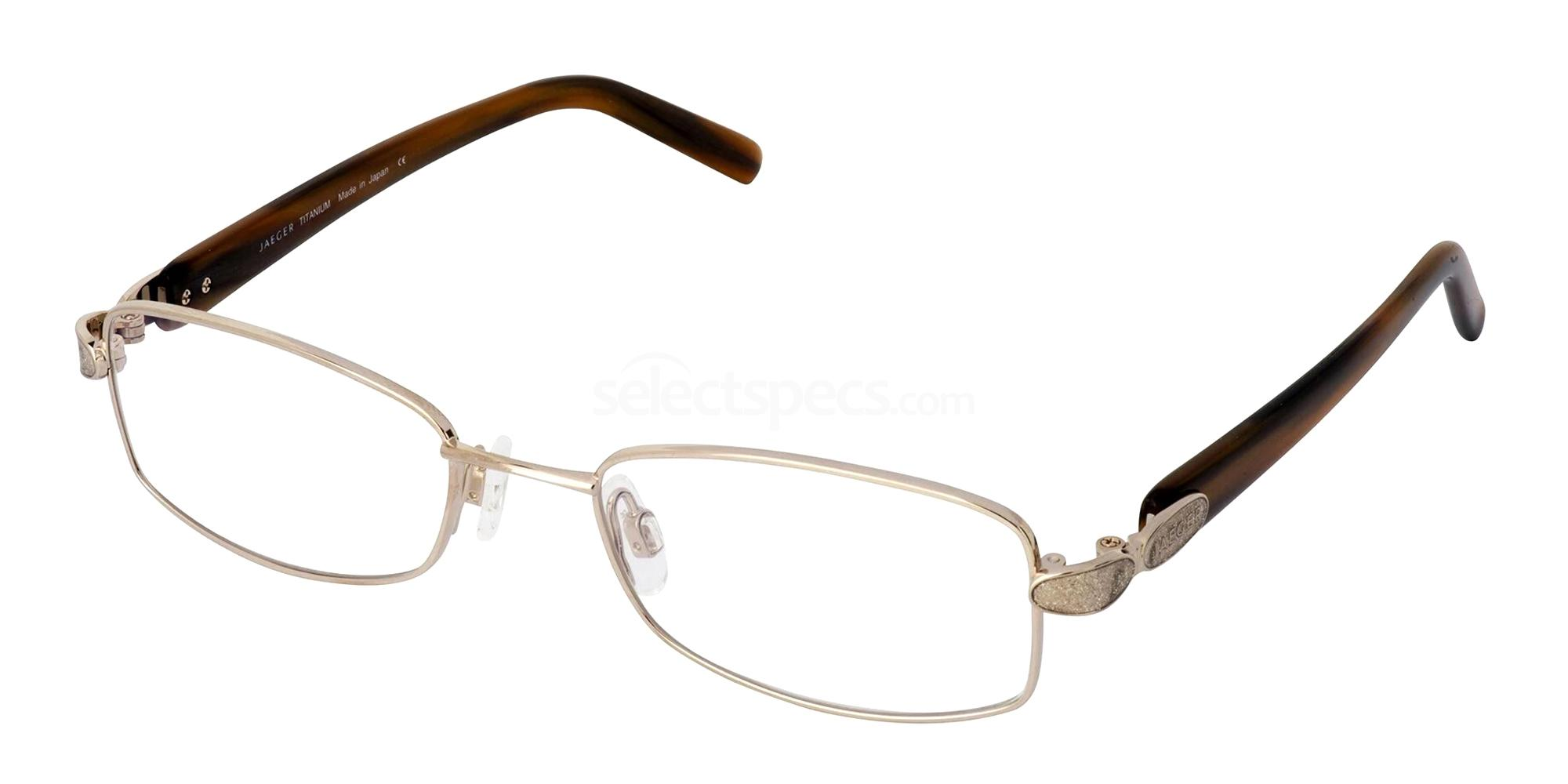 C.10 285 Glasses, Jaeger Pure Titanium