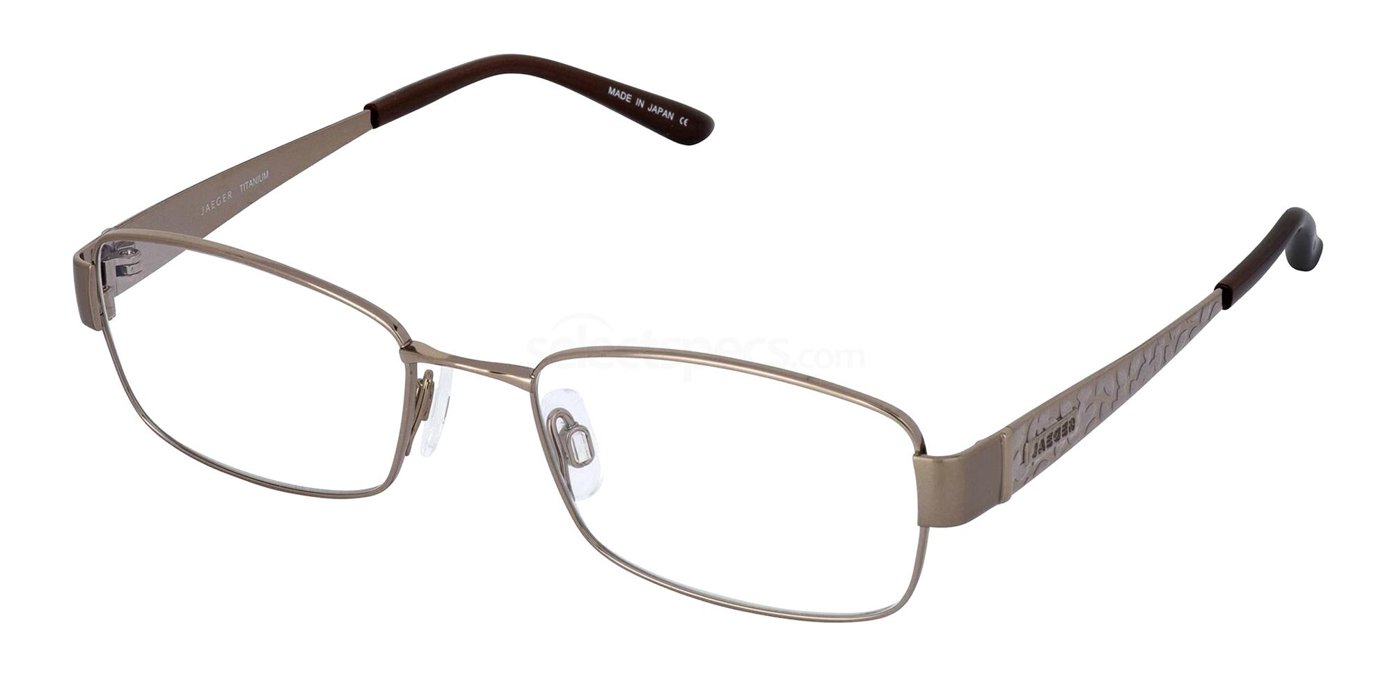 C.15 291 Glasses, Jaeger Pure Titanium