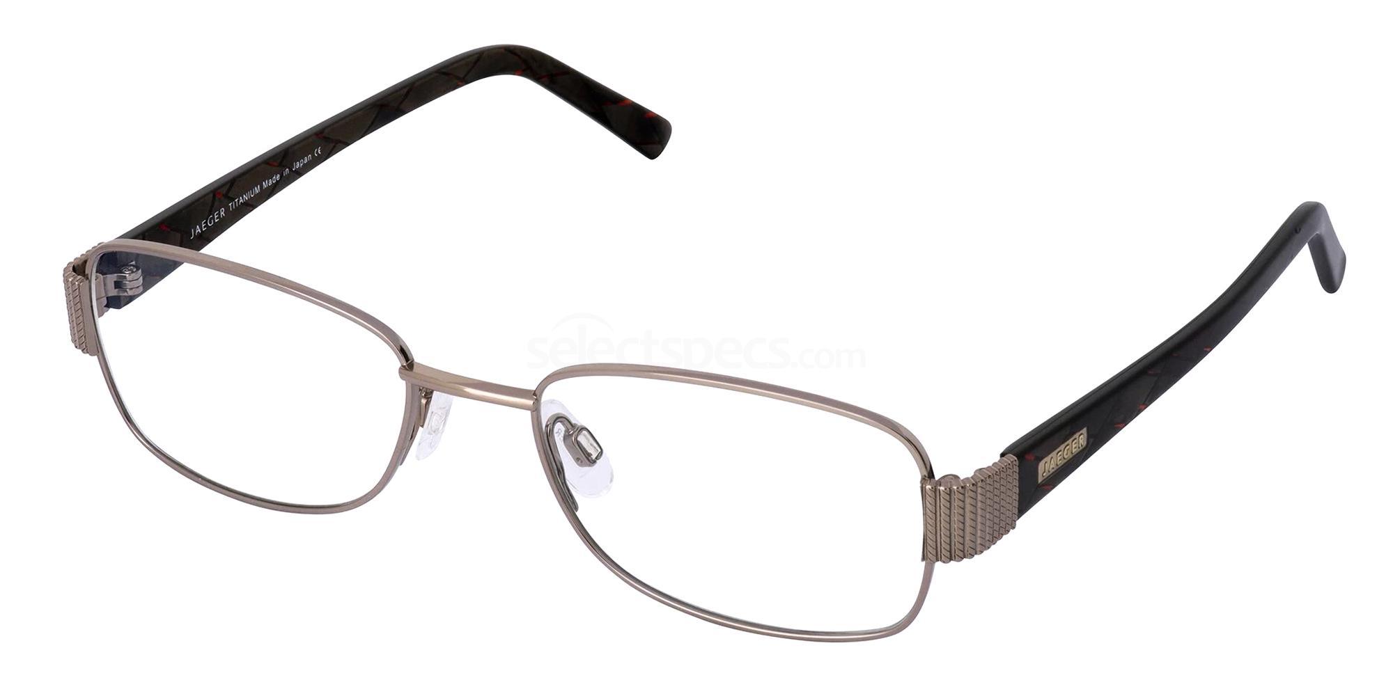 C.15 296 Glasses, Jaeger Pure Titanium