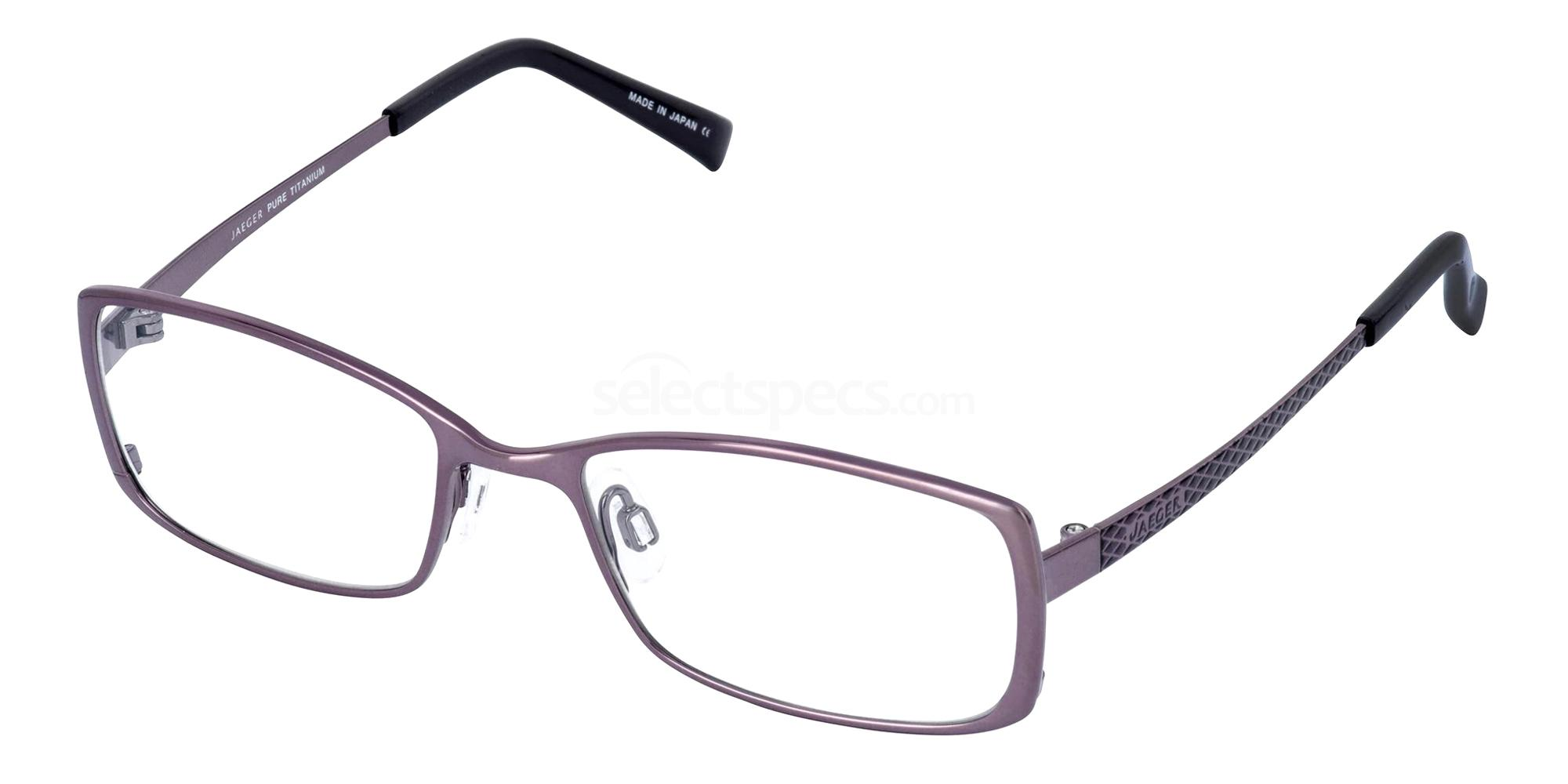 Grape 299 Glasses, Jaeger Pure Titanium