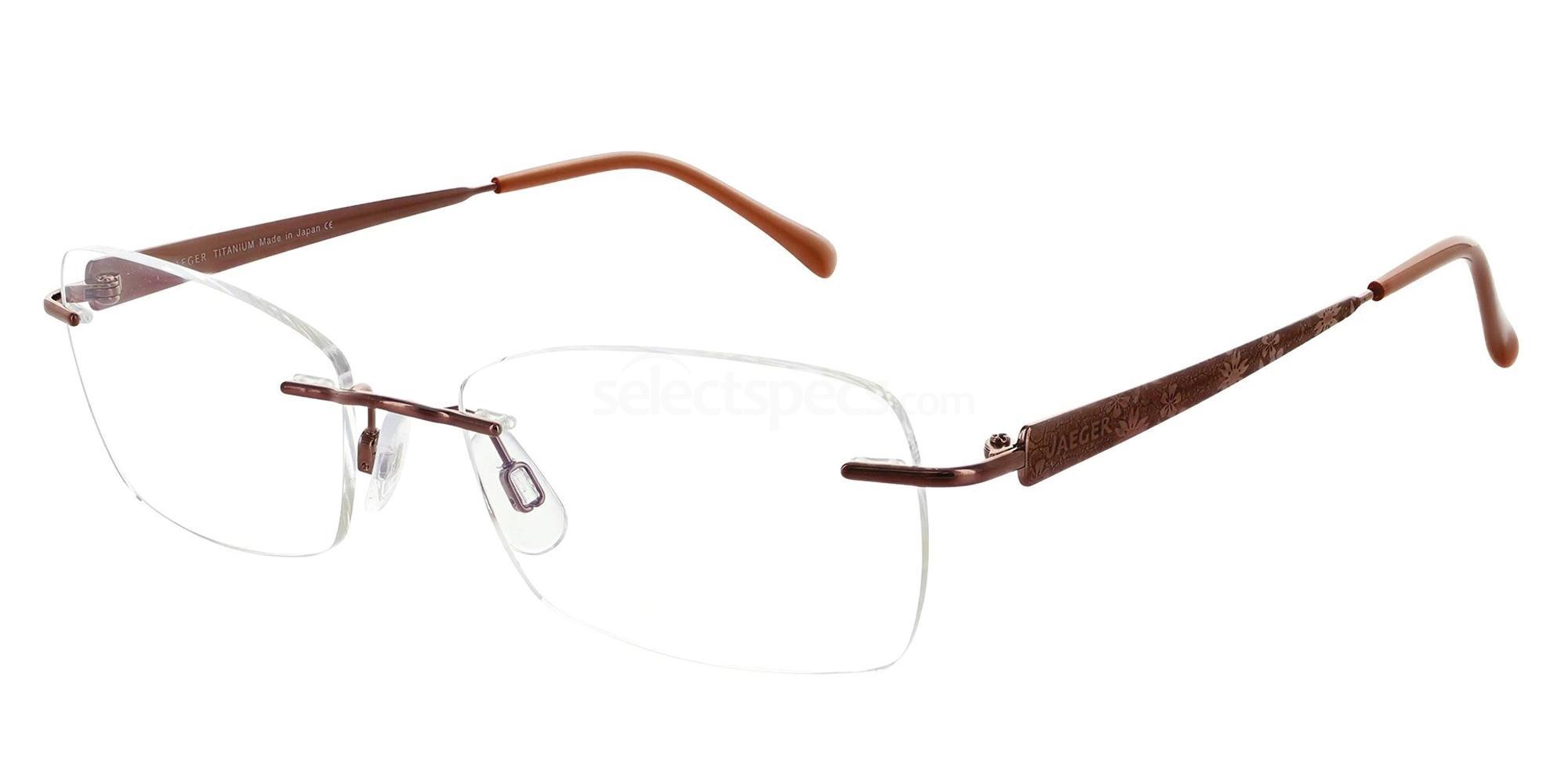 Rose 308 Glasses, Jaeger Pure Titanium