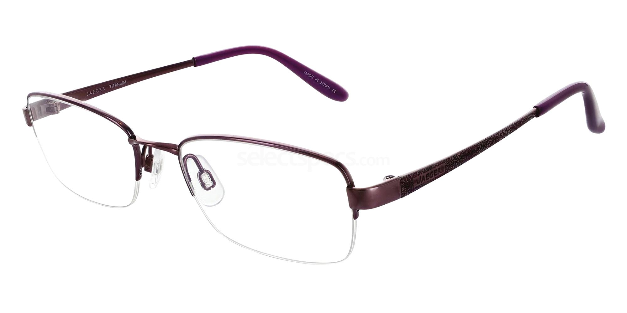 Grape 310 Glasses, Jaeger Pure Titanium