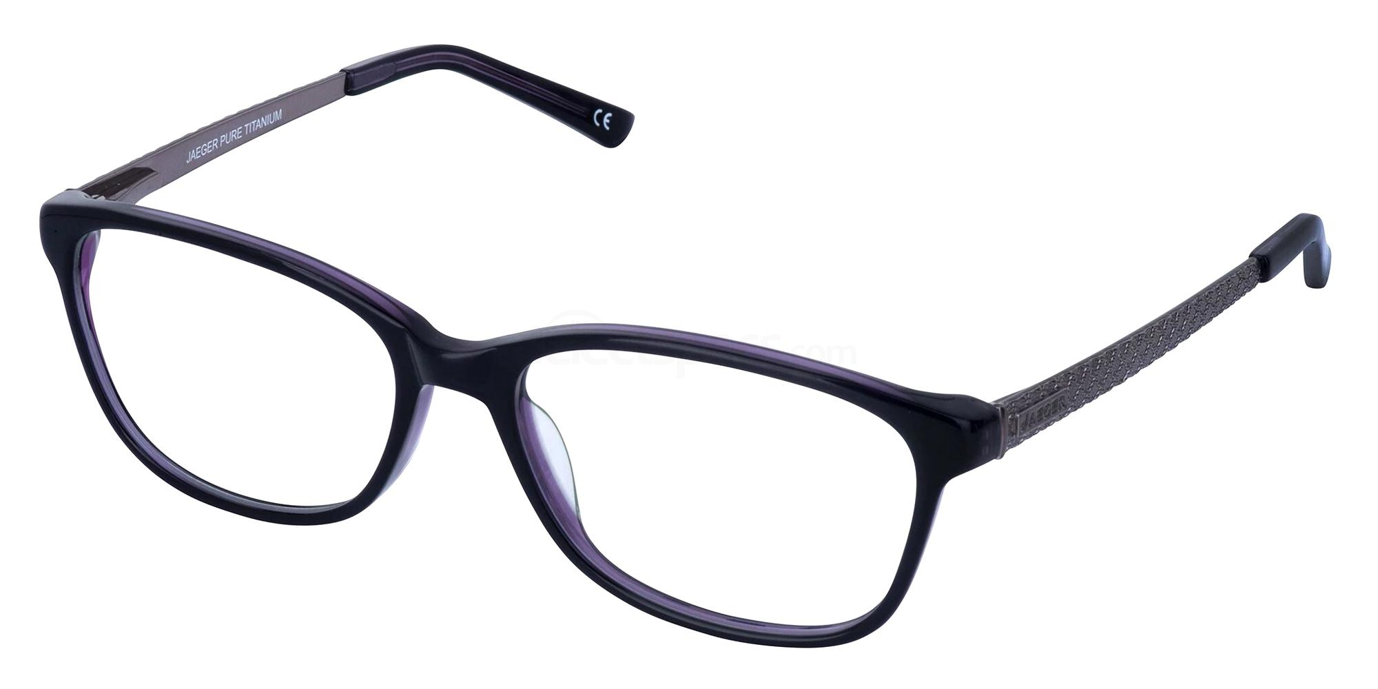 C.46 313 Glasses, Jaeger Pure Titanium
