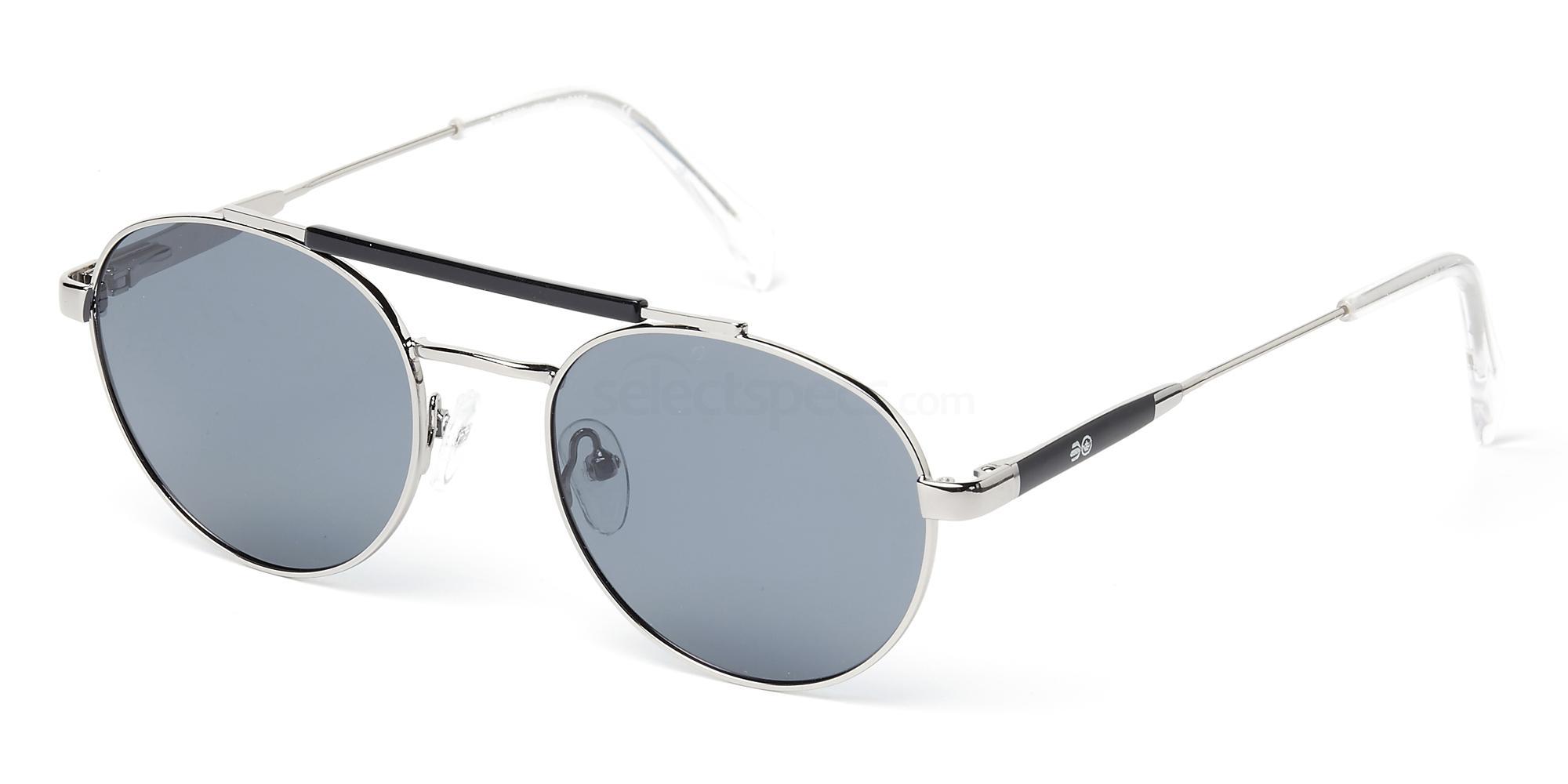 C1 CHS005 Sunglasses, Crosshatch